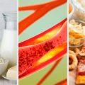 Alimentos que tapan las arterias
