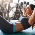 Abdominales: ¿cómo hacerlos sin afectar la espalda?